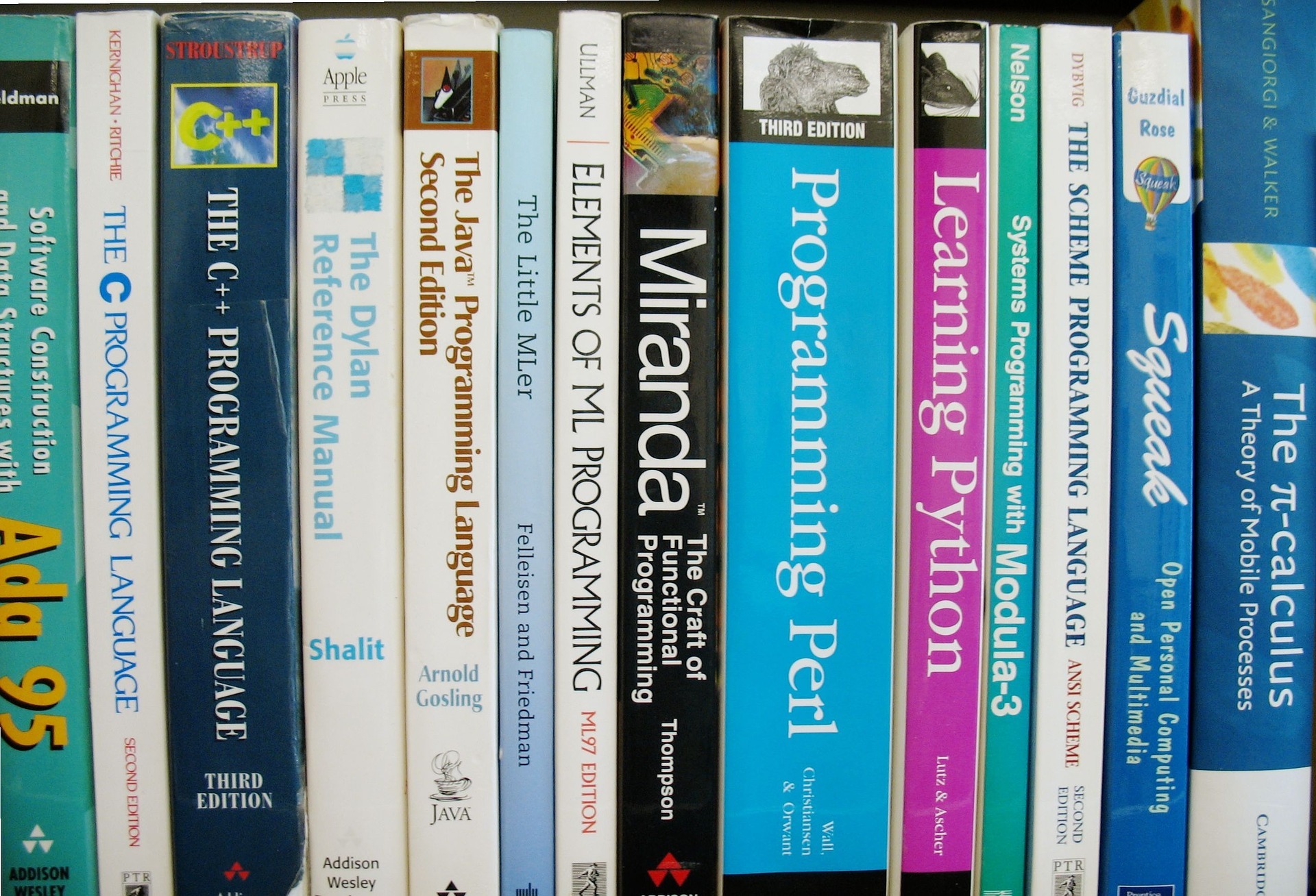 What programming languages should I learn?